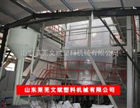 12米三层共挤大棚膜机组