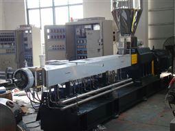SHJ-75A 风冷模面热切造粒机组