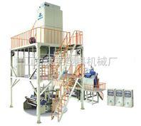 POF三层共挤热收缩膜设备