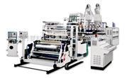 CMJ-1000MM缠绕膜、保鲜膜生产线