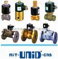 台湾UNI-D黄铜电磁阀、UW-15/UW25/UW-40