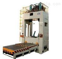 二热一冷合模机  pvc拉头设备   PVC双面拉链头合模机