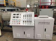 张家港市华德机械pvc塑料管材生产线SJSZ-65/132锥形双螺杆挤出机主机