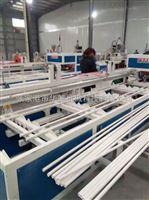 SGK16-75管材扩口机张家港市华德机械pvc16-75一出二pvc双管扩口机管材生产线辅机
