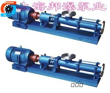 g型螺杆泵结构图,g30-2