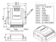 UIM620微型高性能步进电机控制驱动器-不带谐波