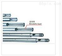 螺桿料筒優質SACM645合金鋼為基材