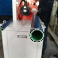 硅芯复合管挤出机生产线