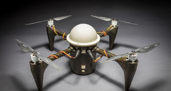 3D打印水陆两栖无人机 入水数月不损坏